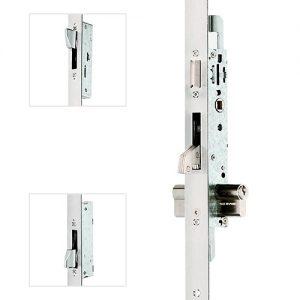 ¿Cómo instalar cerraduras multipunto en las puertas principales?
