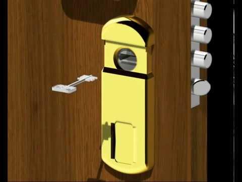 Conoce el escudo magnético Disec MG210 para cerraduras de borjas